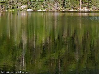 Pond, Crawford Notch