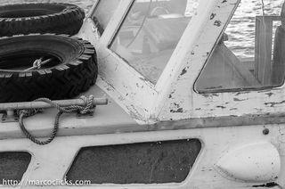 Boat, Woods Hole, 2012